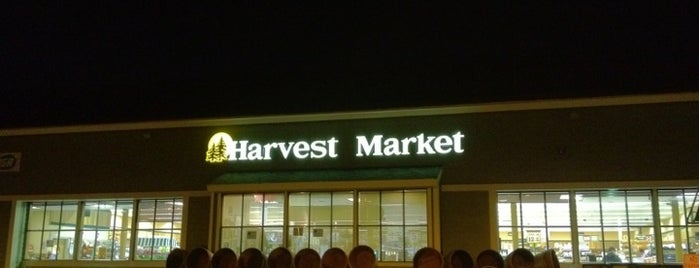Harvest Market is one of Stephraaa 님이 좋아한 장소.