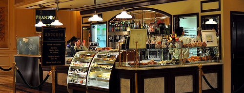 Bouchon Bakery is one of Las Vegas Dining.