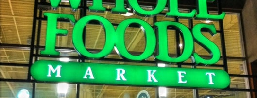 Whole Foods Market is one of San Francisco.
