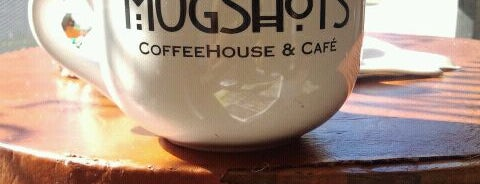 Mugshots Coffeehouse is one of Eat, Drink & Be Philly Dining Guide!.