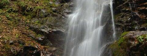 Хан Дяволски Води is one of Waterfalls.