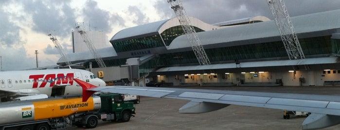 Aeroporto Internacional de Natal / Augusto Severo (NAT) is one of Aeroportos do Brasil.