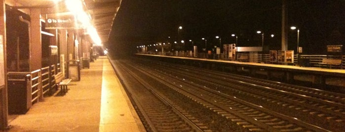 NJT - North Elizabeth Station (NEC/NJCL) is one of New Jersey Transit Train Stations.