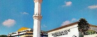 Masjid Raya Bandung is one of Bandung Tourism: Parijs Van Java.