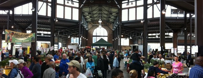 Eastern Market is one of Favorite Places in Detroit #visitUS.