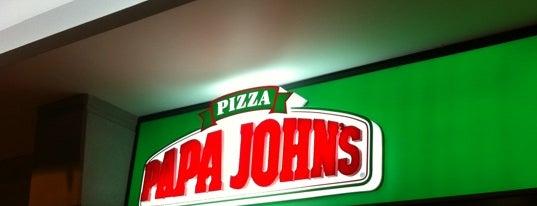 Papa John's is one of Locais curtidos por Felipe.