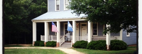 Historic Brattonsville is one of Fort Mill To-Do List.