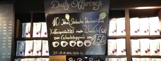 Starbucks is one of Berlin ist Coffein.