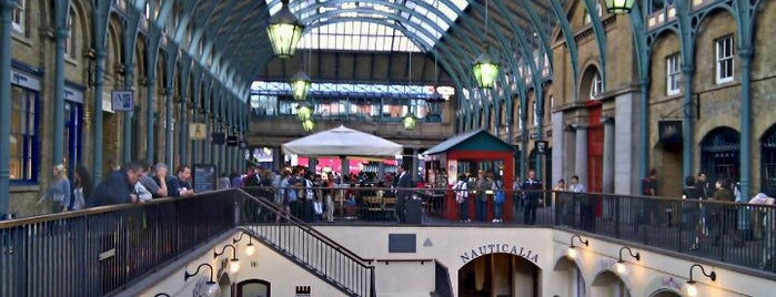Mercado de Covent Garden is one of London City Guide.