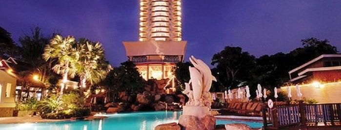 Long Beach Garden Hotel & Spa is one of Origin Rest.