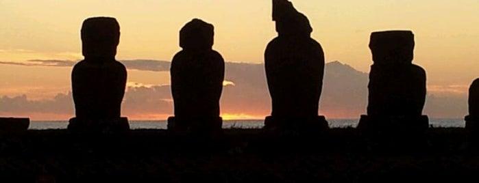 Ilha de Páscoa is one of The Ultimate Bucket List.