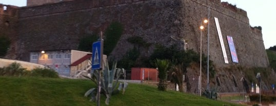 Fortezza del Priamar is one of #invasionidigitali 2013.