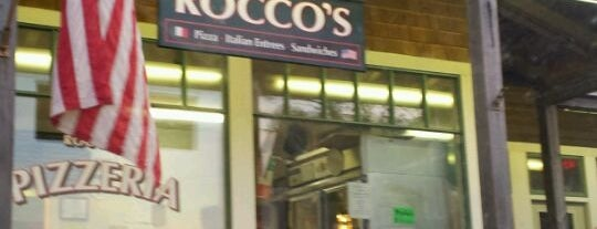 Rocco's Pizzeria is one of One Bite, Everybody Knows The Rules 3.