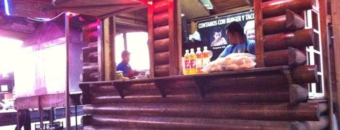 Hamburguesas Don King is one of Tempat yang Disimpan Lau.