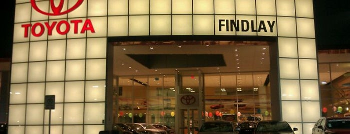 Findlay Toyota is one of Nadine's Liked Places.