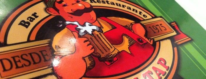 Tip y Tap is one of Lugares favoritos de Carolina.