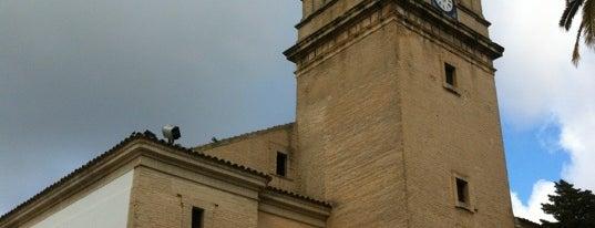 Parroquia Mayor de la Asunción is one of Que visitar en Cabra.