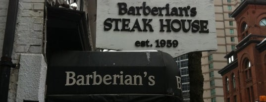 Barberian's Steak House is one of Best of World Edition part 3.