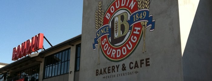 Boudin Bakery Café Baker's Hall is one of Awesome places to eat world wide.