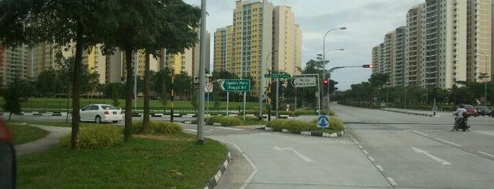 """Punggol Road is one of TPD """"The Perfect Day"""" Singapore (1x0)."""