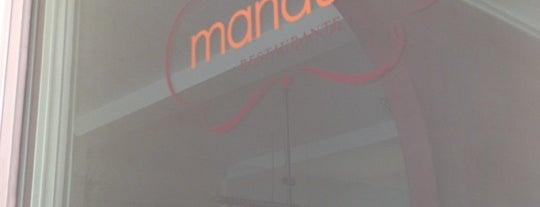 Manduka is one of Restaurantes.