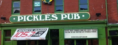 Pickles Pub is one of Cole 님이 좋아한 장소.