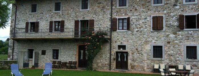 Agriturismo Borgo Floreani is one of Marco Simoneさんのお気に入りスポット.