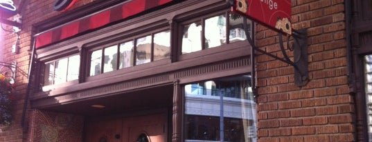 Dahlia Lounge is one of 100 Places To Eat & Drink in Belltown (Seattle).
