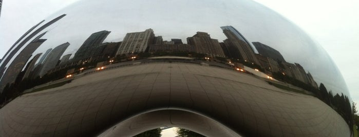 Millennium Park is one of Free and Cheap Chicago Places to Go!.