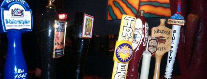 The Reef Restaurant & Bar is one of Beer bars of DC.