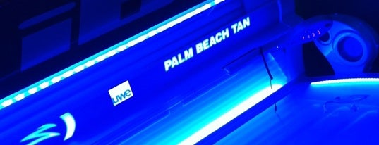 Palm Beach Tan is one of 416 Tips on 4sqDay Challenge - Dwayne List 1.