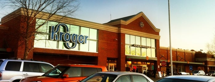 Kroger is one of Chris'in Beğendiği Mekanlar.