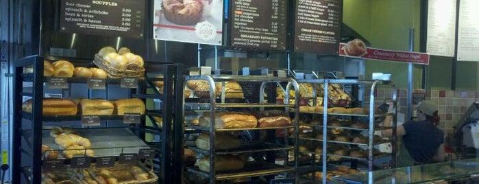 Panera Bread is one of Favorite Restaurants.