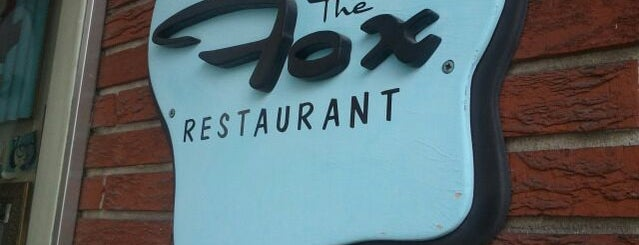 The Fox Restaurant is one of Jax.