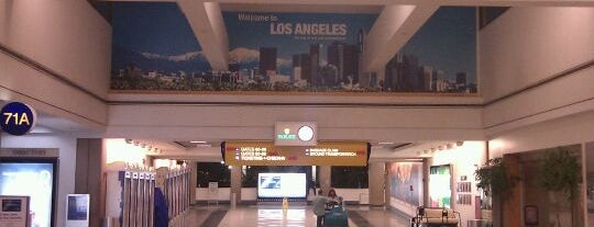 Los Angeles International Airport (LAX) is one of Where to Use Paperless Boarding Passes.
