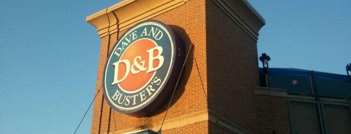 Dave & Buster's is one of The best after-work drink spots in Izmir, Türkiye.