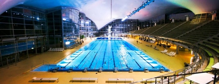 Olympia-Schwimmhalle is one of I Love Munich!.