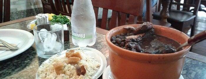 Cantinho do Leblon is one of Melhores Restaurantes e Bares do RJ.