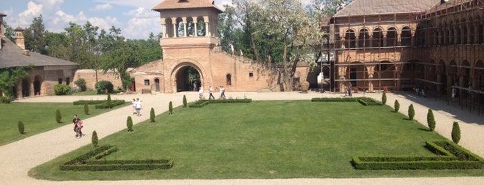 Palatul Mogoșoaia is one of Lugares favoritos de Matei.