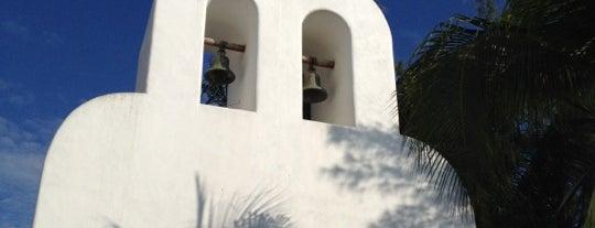 Capilla de Nuestra Señora del Carmen is one of CrystttalitoFest.
