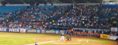 Estadio José Pérez Colmenares is one of Estadios Liga Venezolana de Béisbol Profesional.