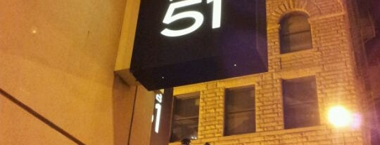 HUB 51 is one of Chicago Restaurants.