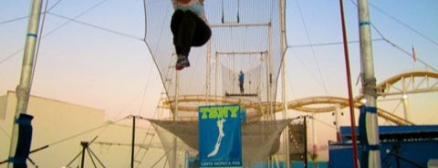 Trapeze School Los Angeles is one of Fab LA.