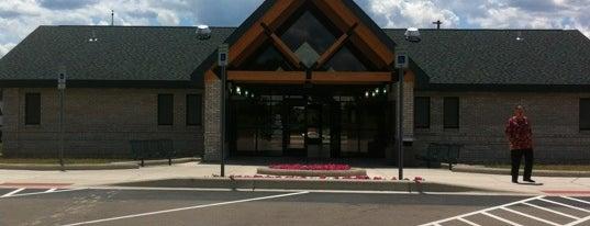 Okemos Rest Area 811 is one of Tempat yang Disukai Neil.