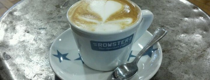 Rowster Coffee is one of Awesome Grand Rapids.