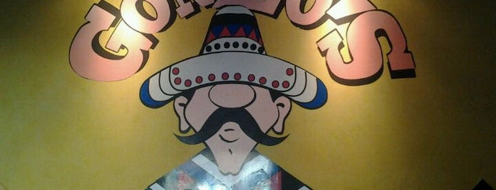 Gonzo's Mexican Grill is one of Tina : понравившиеся места.