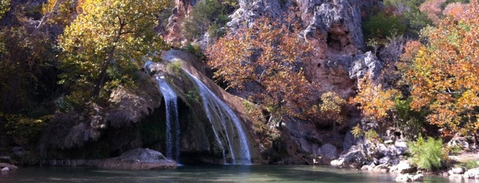 Turner Falls Park is one of DFW.