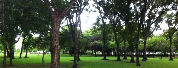 Romaneenart Park is one of Bangkok.