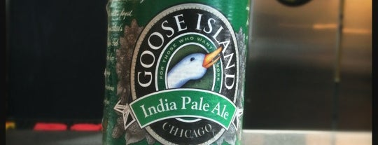 Goose Island Beer Company is one of Chicago.