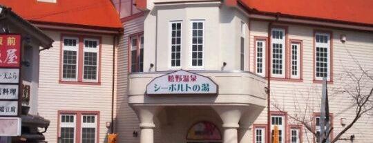 シーボルトの湯 is one of 訪れた温泉施設.